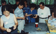 中国皮革协会副秘书长张淑华来厂考察