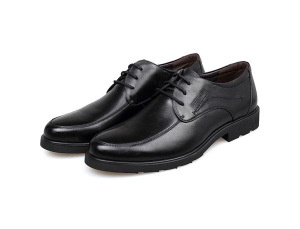 高端工装男单皮鞋DA6770