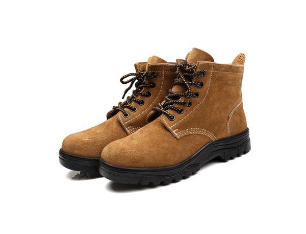 反毛皮劳保鞋G-09003