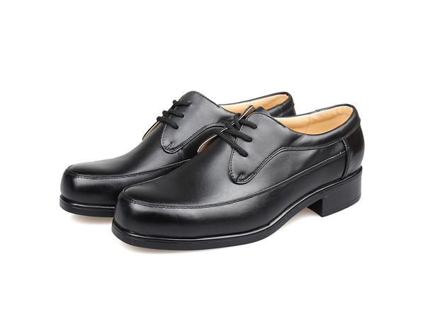 公安男单皮鞋GA-08