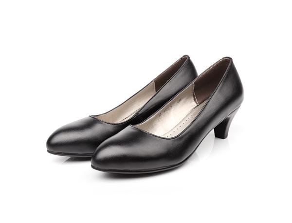 女工装皮鞋LA412225
