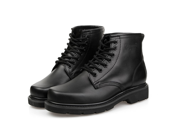 J01军警皮鞋